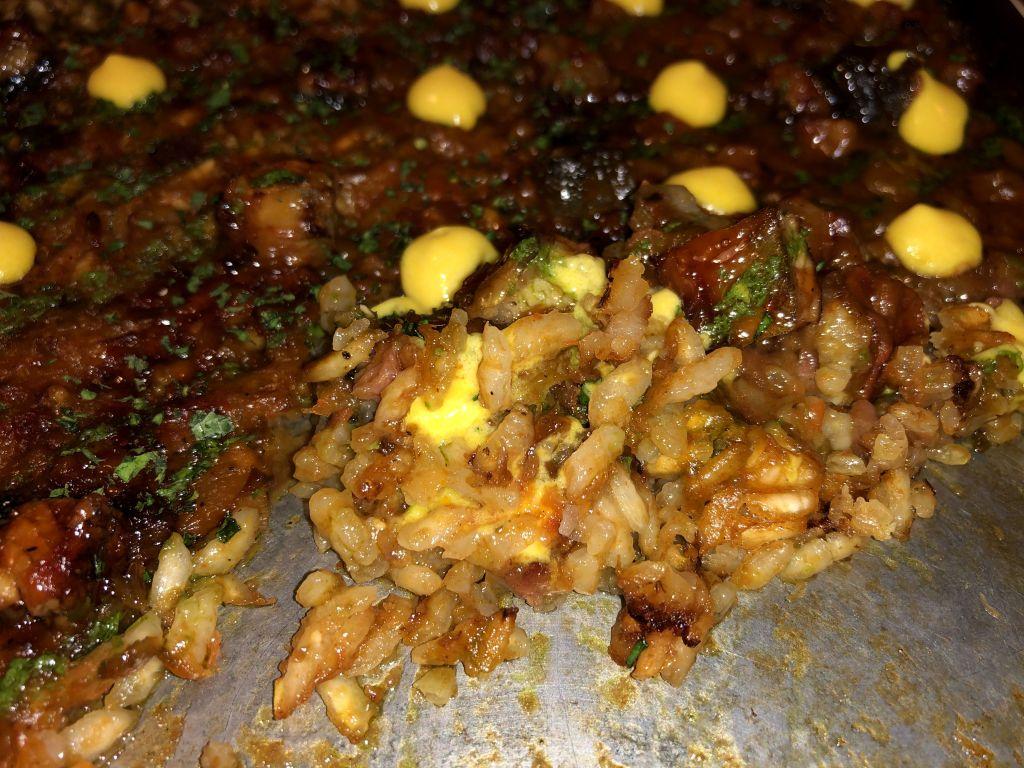 arroz de cap i pota y anguila