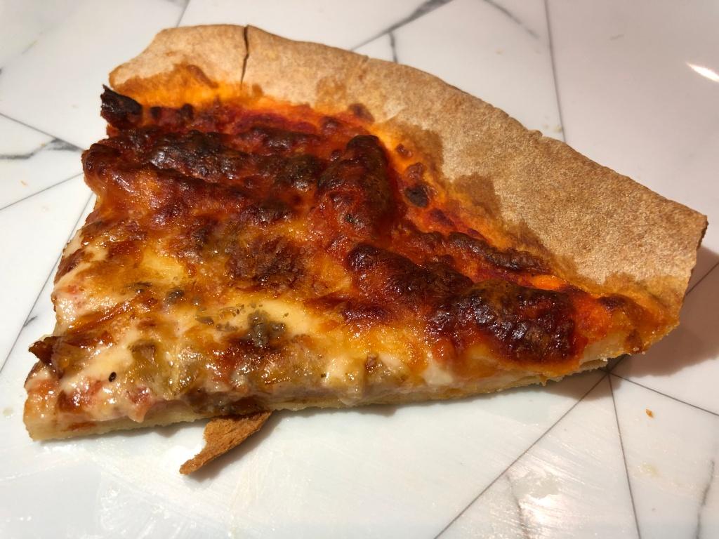 Pizza de trufa