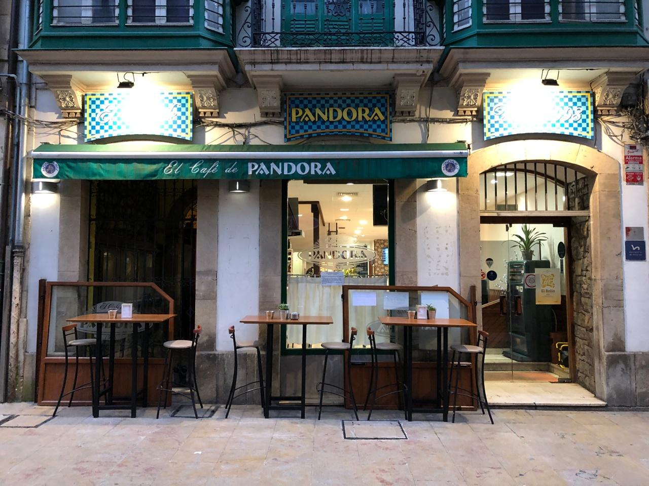 Café de Pandora