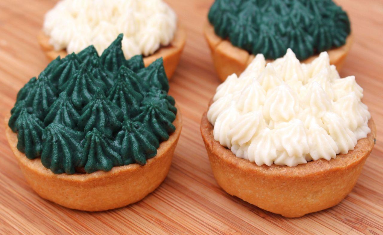 Cupcakes de Rabo deToro