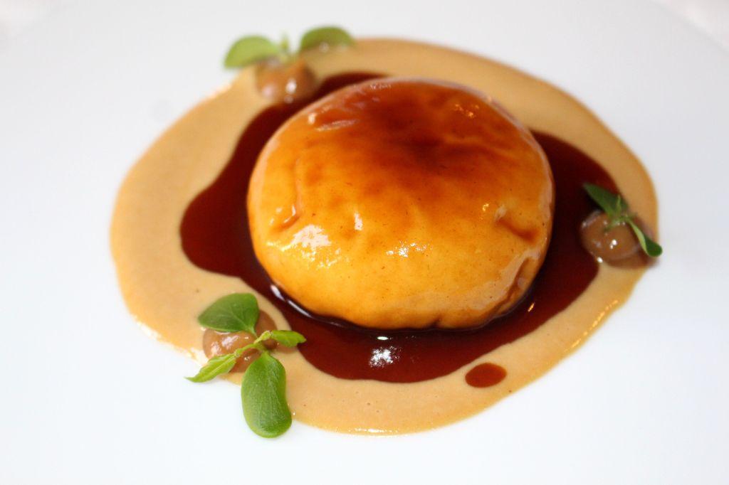Galianos de perdiz y foie gras