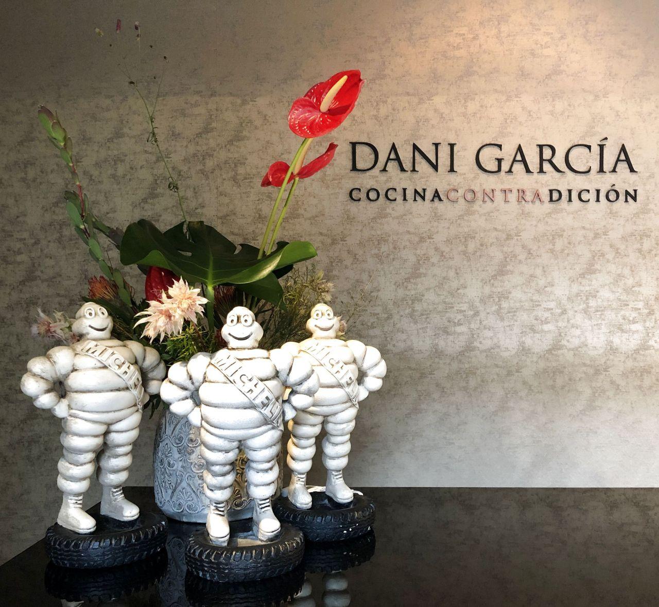 Restaurante Dani García – MenúMadre