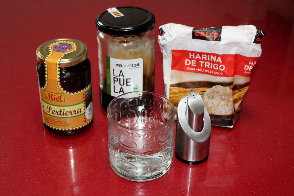 Tacos de Conejo a la Mostaza, Romero y Miel