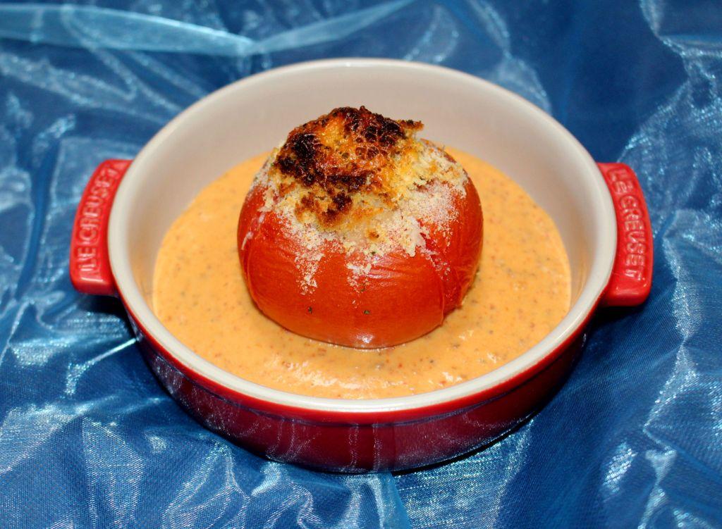 Tomates Rellenos de Oricios