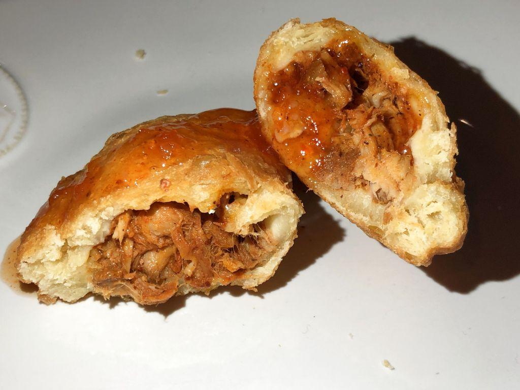 Bollinas de Cochinita Pibil