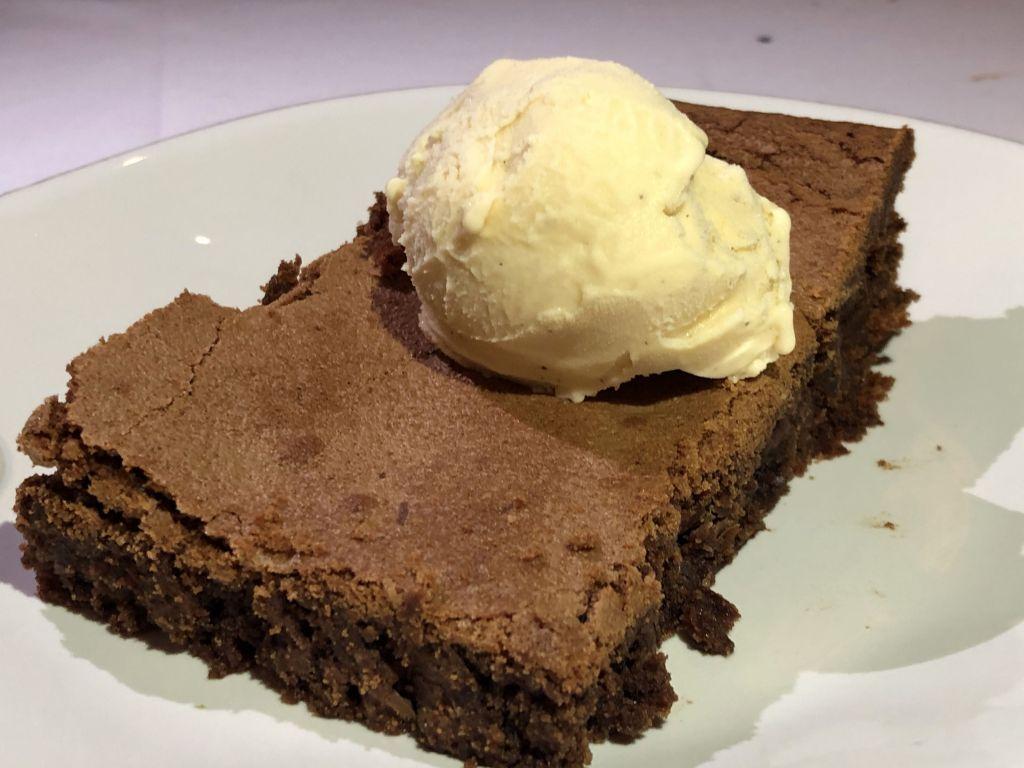 Brownie de Jägermeister