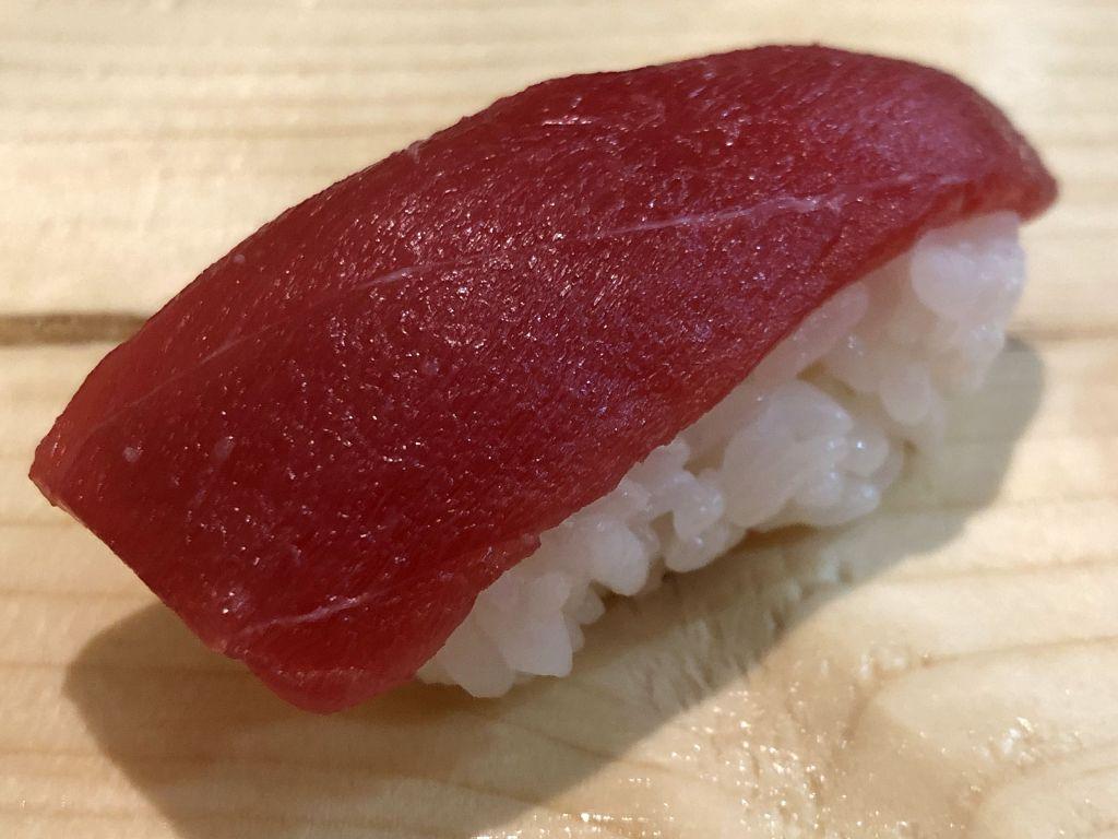 Niguiri de Atún Rojo