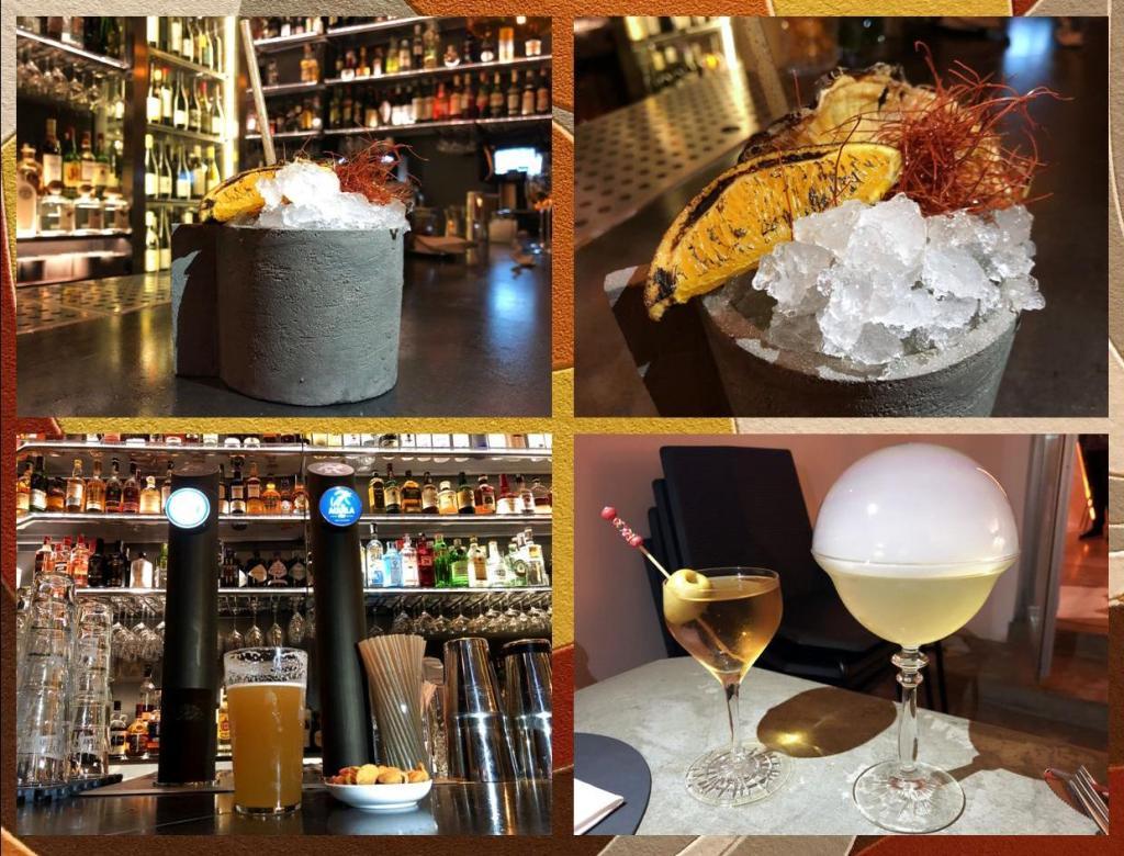 Krapula Cocktails