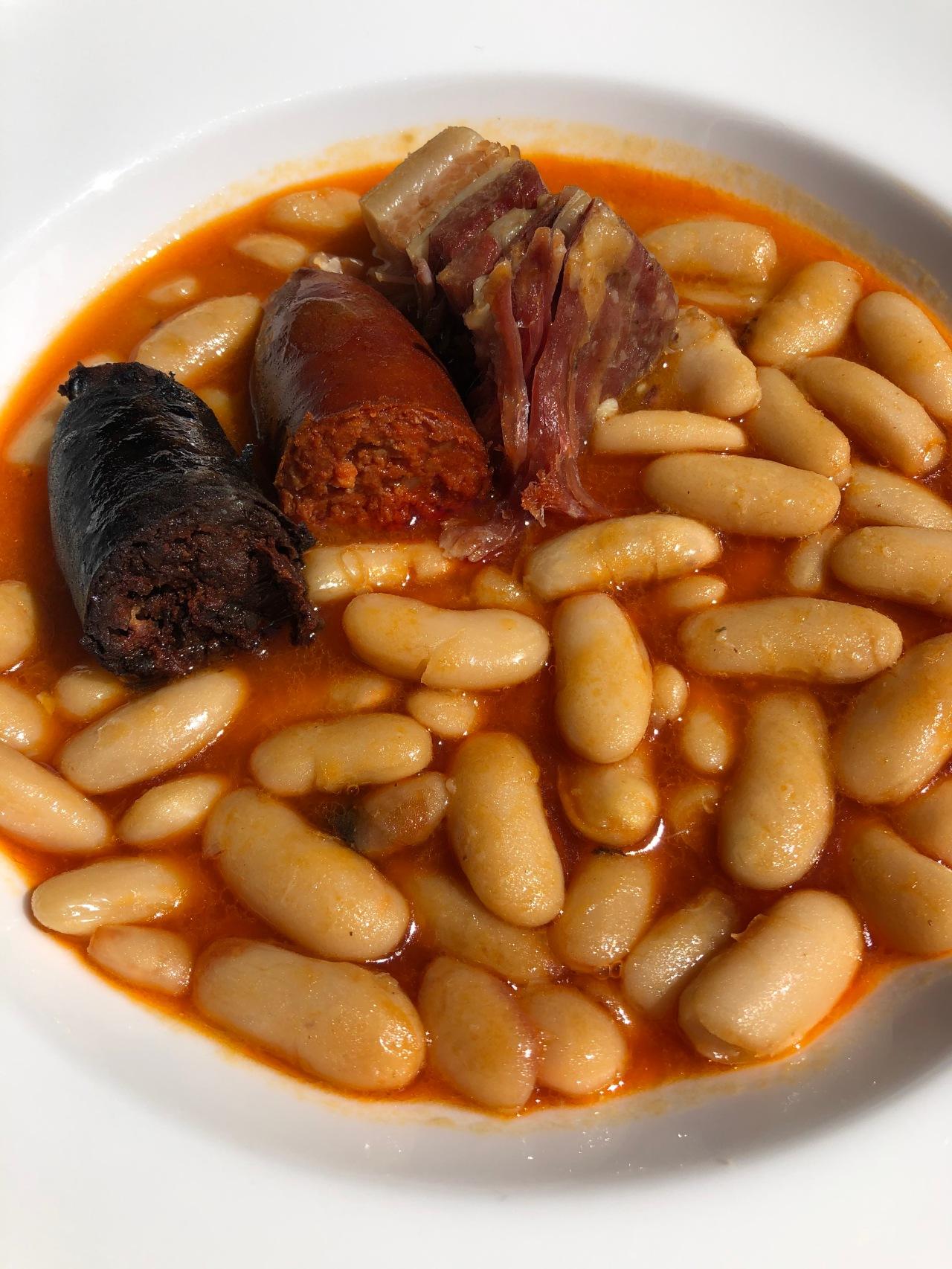 Fabada Asturiana – Asturian BeanStew