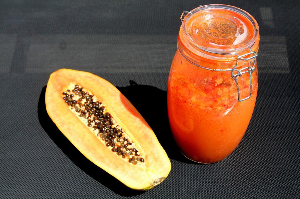 Fermento de Papaya