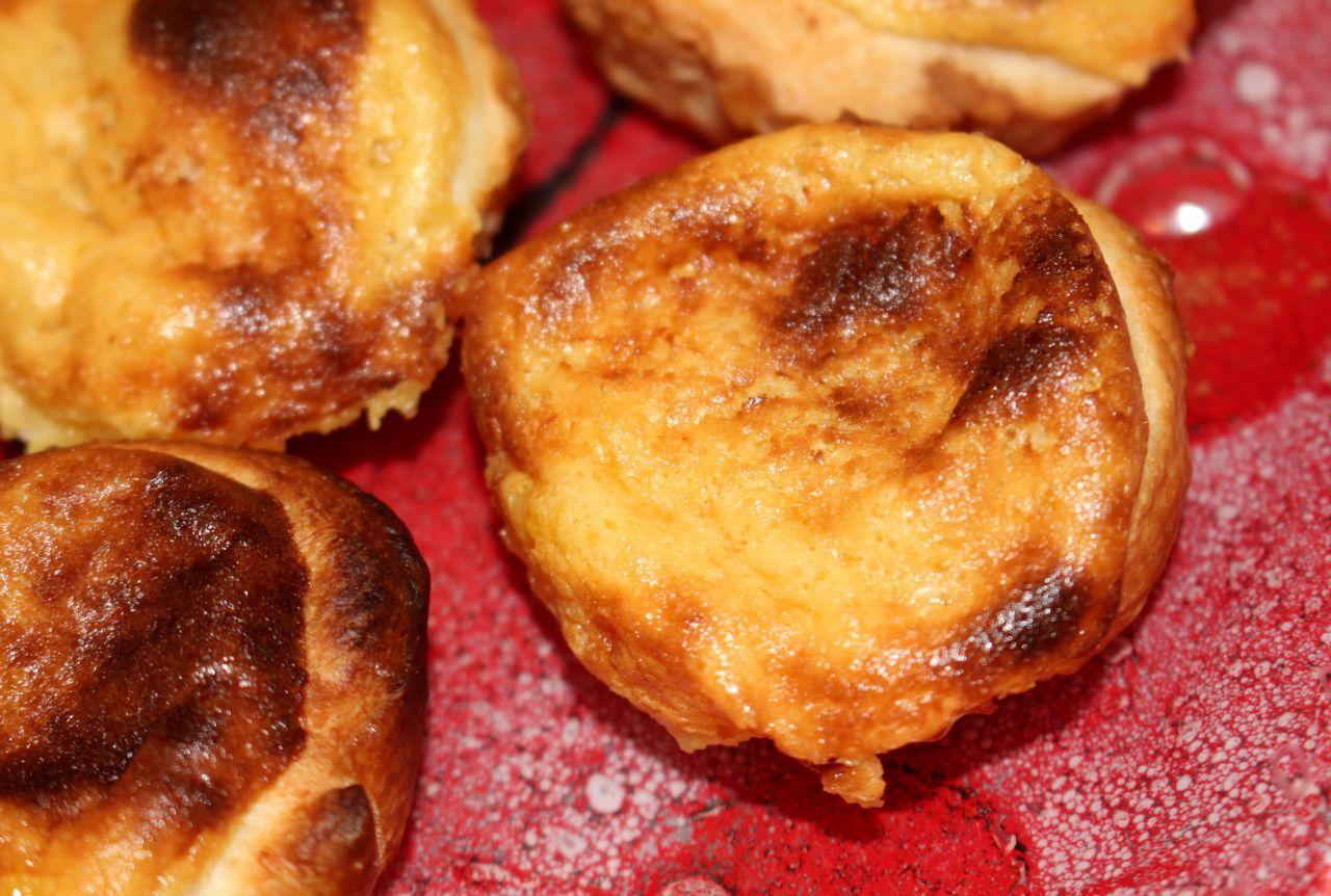Pasteles de Nata (Pastéis deBelém)