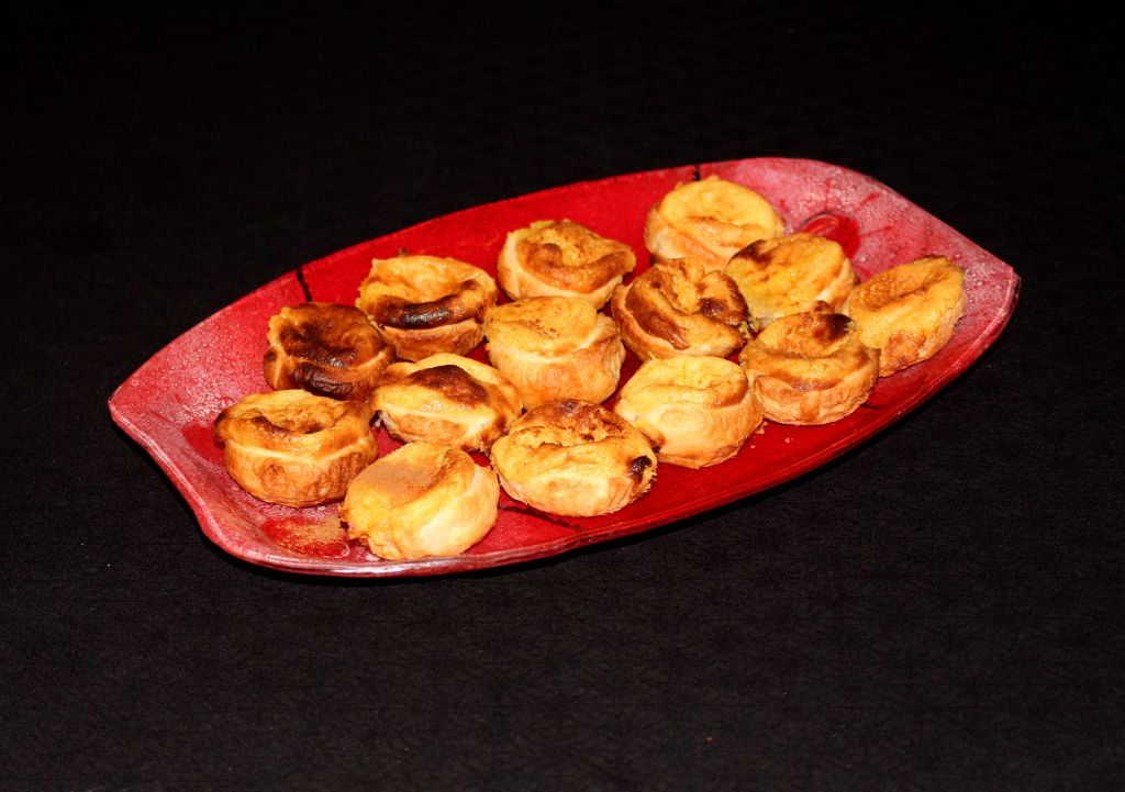 Pasteles de Nata (Pastéis de Belém)