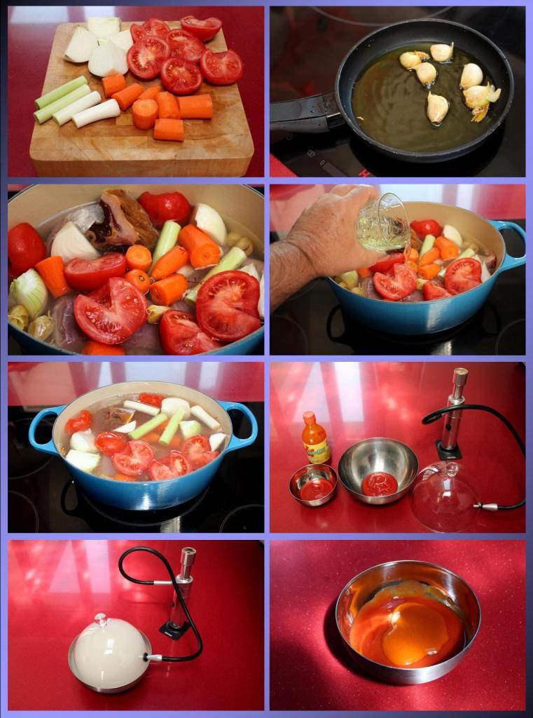 Tacos de Costillas Laqueadas con Albaricoque