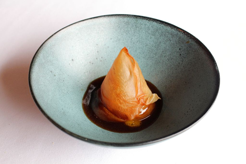 Cebolla Rellena de Bonito