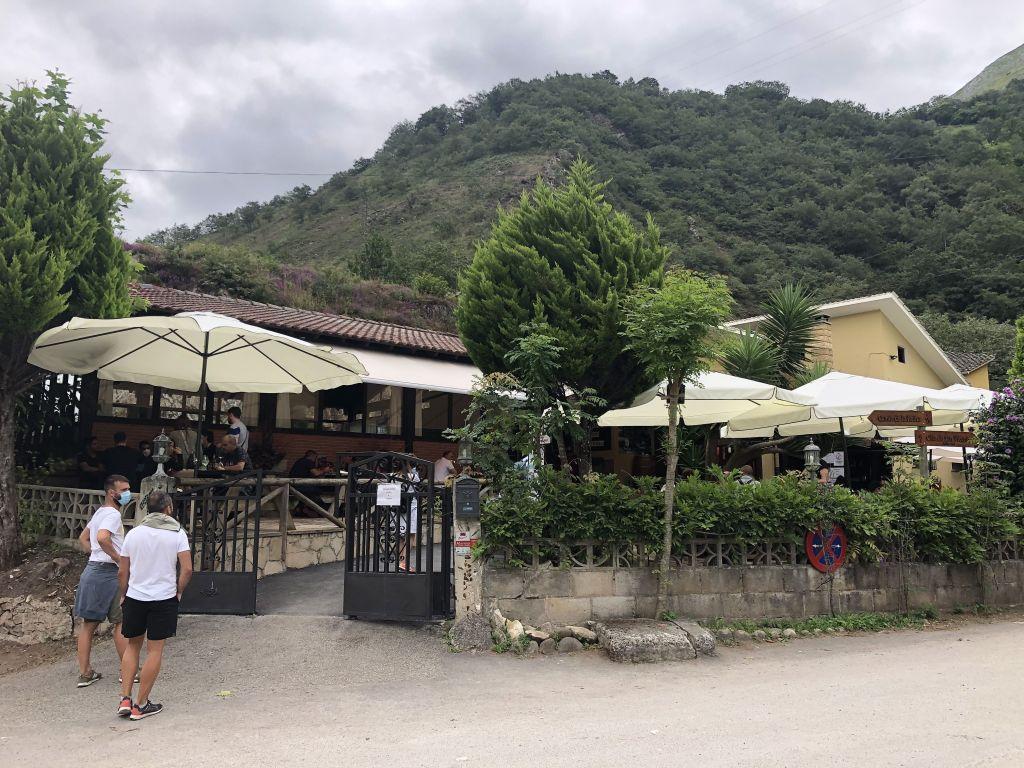 Restaurante Puente Dobra