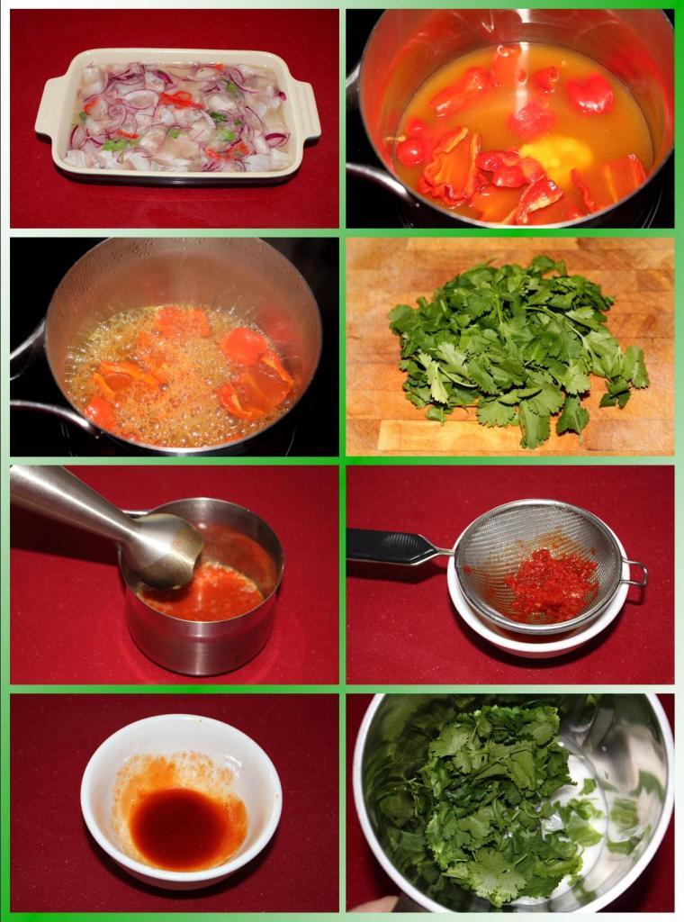 Cebiche Thai