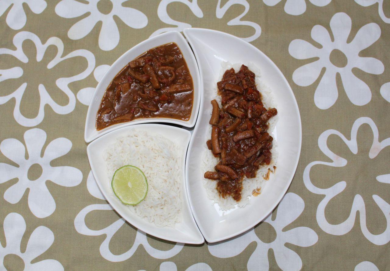 Curry de Calamares