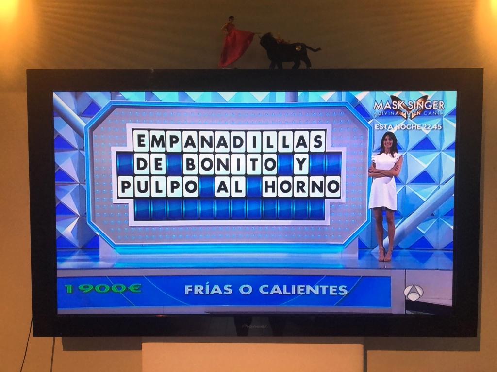 Empanadillas de Bonito y Pulpo