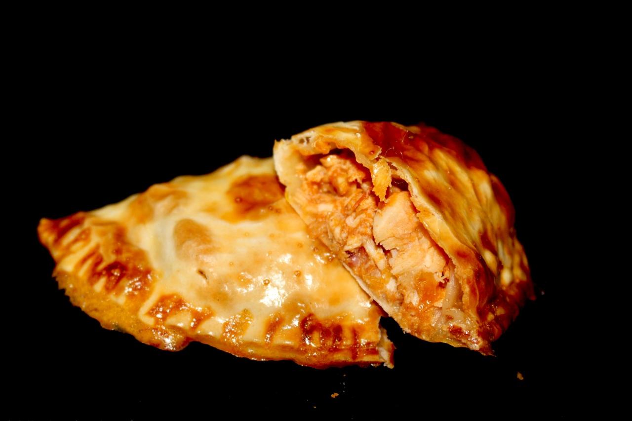 Empanadillas de Bonito y Pulpo alHorno