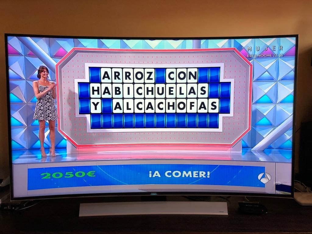 Arroz con Conejo, Habichuelas y Alcachofas