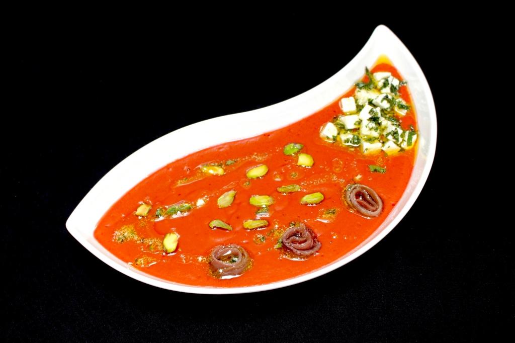 Gazpacho de Cerezas By Dani García